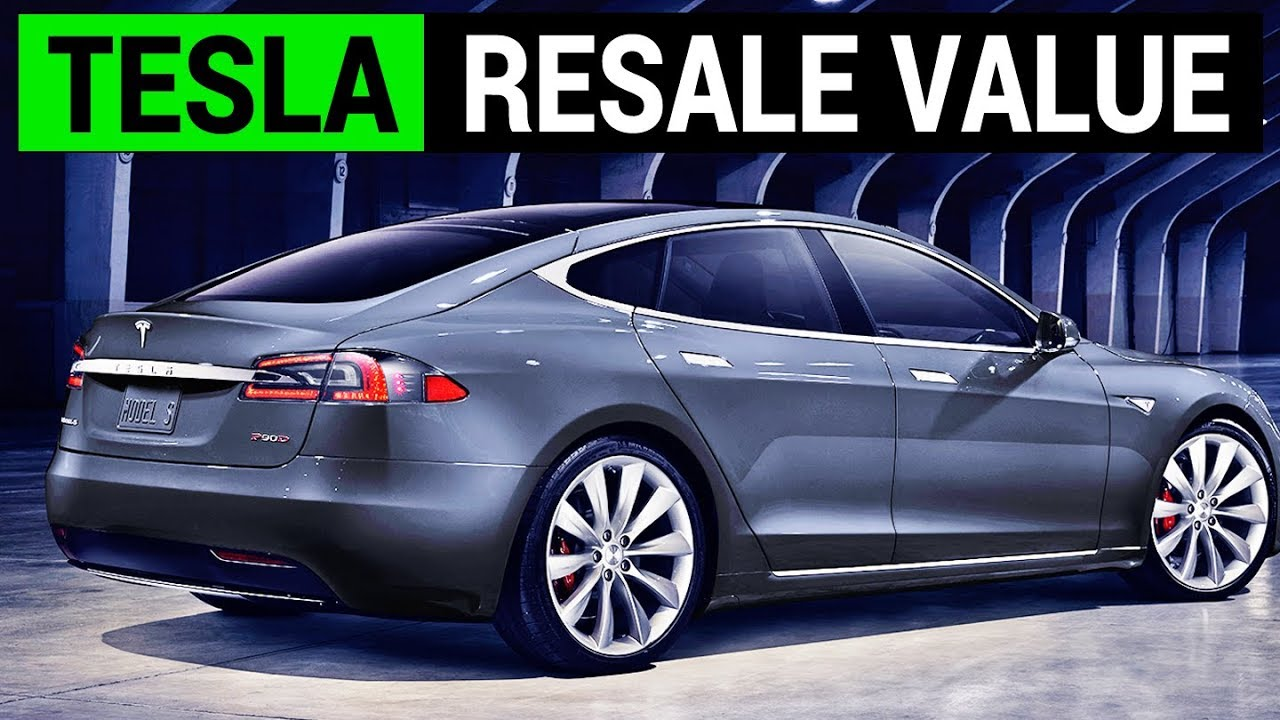 Tesla Resale Value