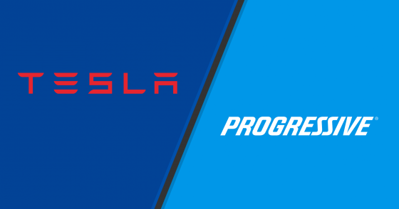 Tesla Insurance vs. Progressive