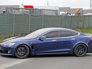 What is the Tesla Model S Plaid?